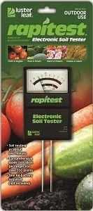 Obrázok 1860 - Rapitest elektronický tester pH a úrodnosti pôdy /N-P-K/